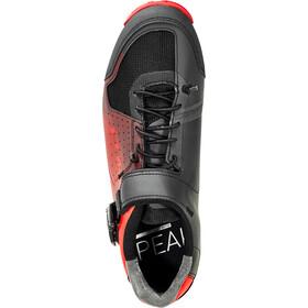 Cube MTB Peak Pro Shoes red'n'black